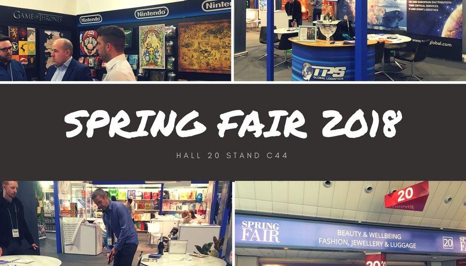 TPS-Global-Logistics-at-spring-fair-NEC-Birmingham