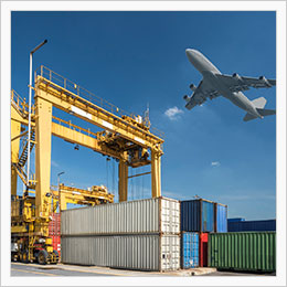 View our freight services