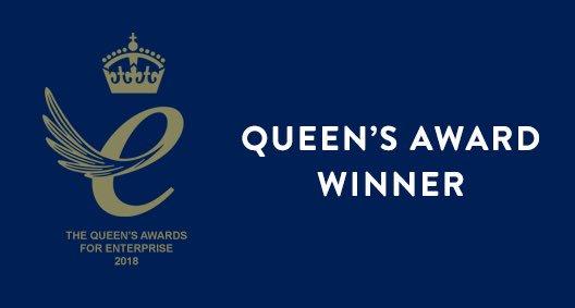 Queen's Award Winner