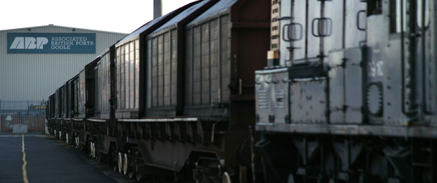 Goole Port inland UK water and rail freight