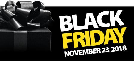 Black Friday Sales 2018