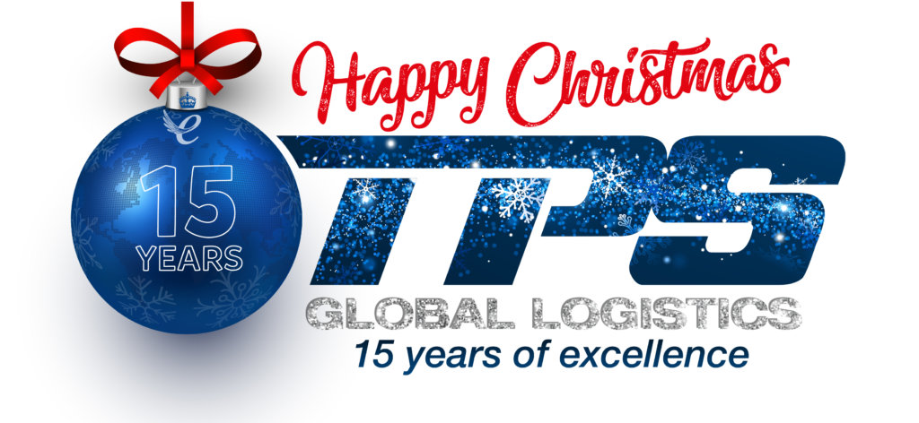 Happy Christmas from TPS Global Logistics