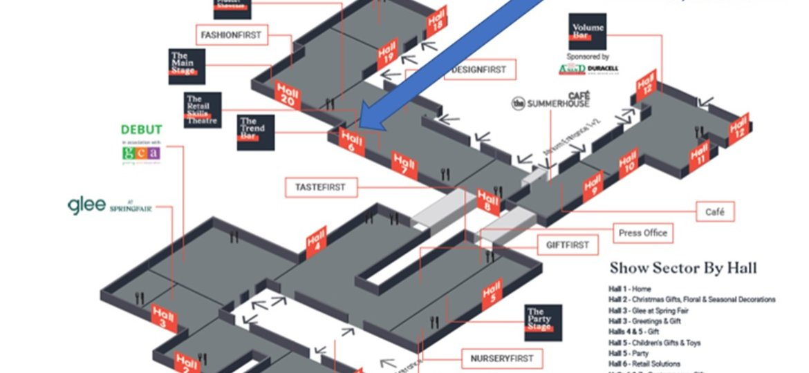 TPS-Global-Logistics-SpringFair-Floorplan-2019