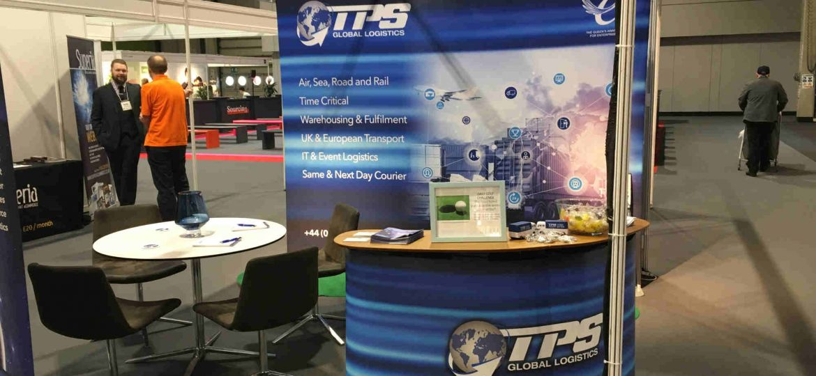 TPS-Global-Logistics-Spring-Fair-Stand