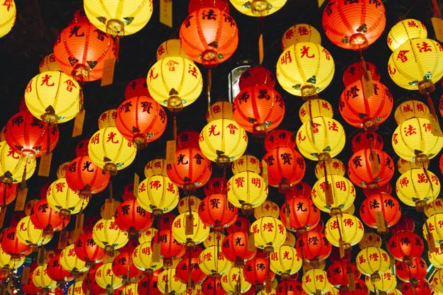 Celebration of Chinese Golden Week