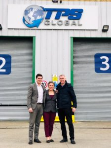 Siblings Matt-Toby-and-Michelle-Smith-TPS-Global-Logistics