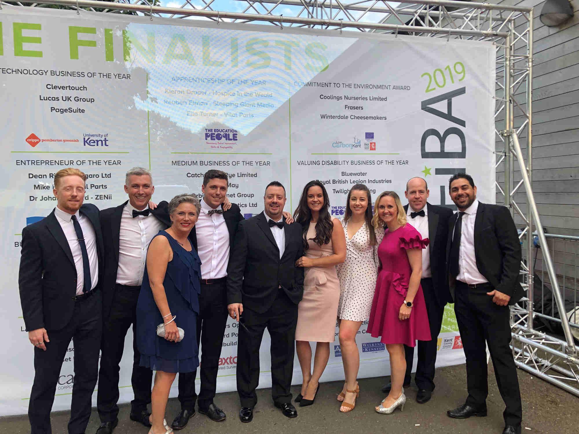 TPS Global Logistics finalists