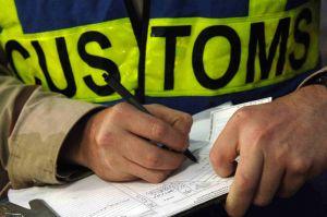 customs procedures kent