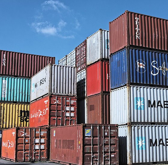 sea freight services kent