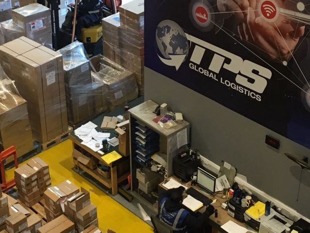 TPS-Global-warehouse