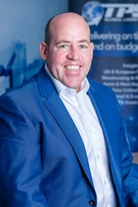 Barry Broughton operations Director TPS Global Logistics