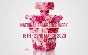 National Fragrance Week