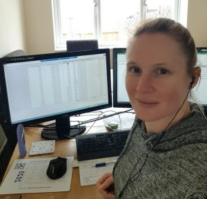 Lisa-TPS-Global-Logistics-working-from-home
