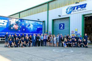 TPS-Global-Logistics-award-winning-team