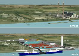 Tilbury2 before and after