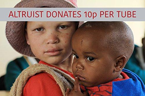 Altruist donates 10p