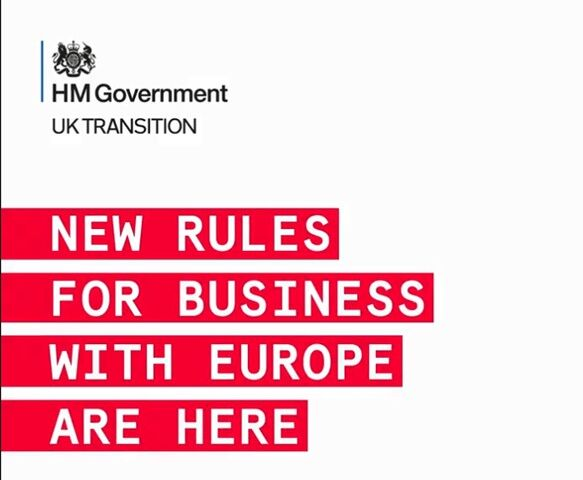 New rules for business with Europe