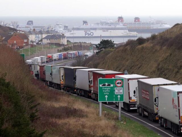 Kent lorry delays