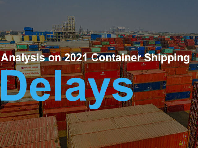 April Sea Freight Update - port congestion and delays