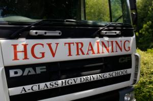 HGV training